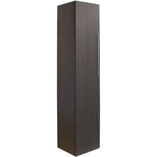 Differnz kolomkast Style Links zwart eiken 165cm