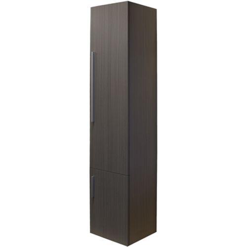 Differnz kolomkast Style rechts zwart eiken 165cm