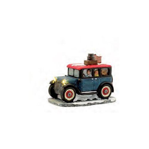 Figurine Luville voiture 12,5 x 9 x 8 cm