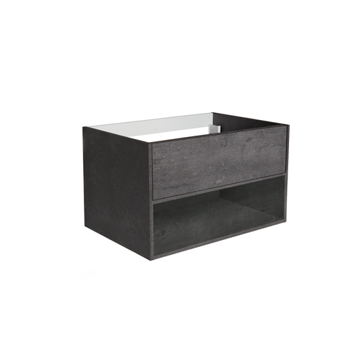 Meuble sous-lavabo Allibert 'Marny' 80 cm