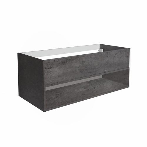 Meuble sous-lavabo Allibert 'Marny' 120 cm
