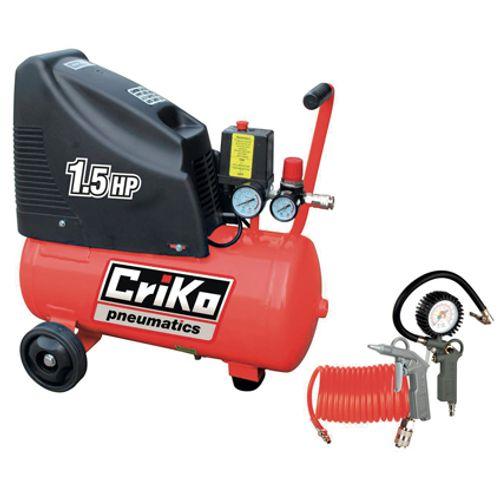 Compresseur Criko rouge 24L