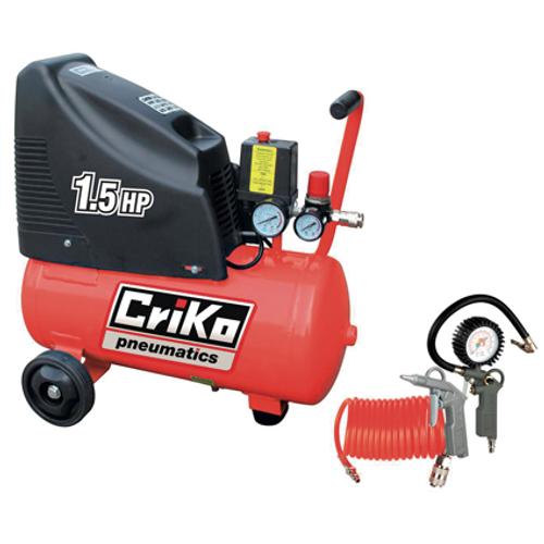 Criko compressor rood 24L