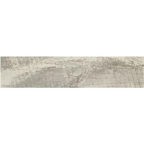 Vloertegel  'Trophy' wit 21,5 x 99 cm