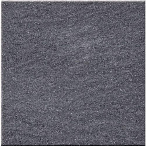 Carrelage sol 'Full Black Structure' anthracite 30x30cm