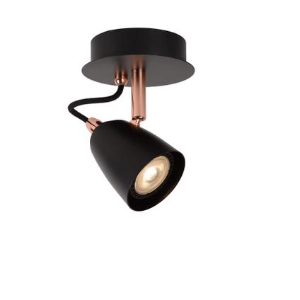 Lucide spotlamp 'Ride-LED' koper 5W