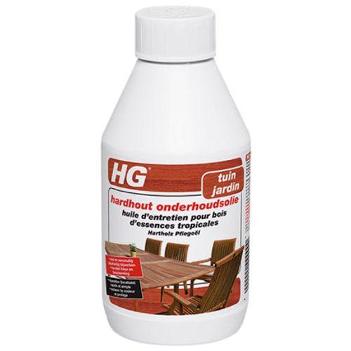 HG hardhout onderhoudsolie 250ml