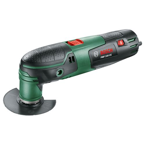 Bosch multitool PMF220CE 220W incl. accessoires