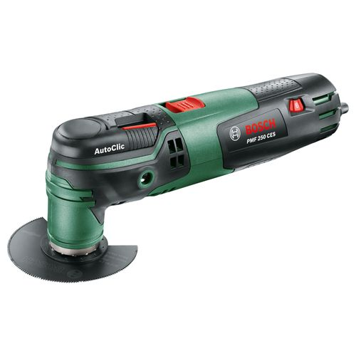 Bosch multitool PMF250CES
