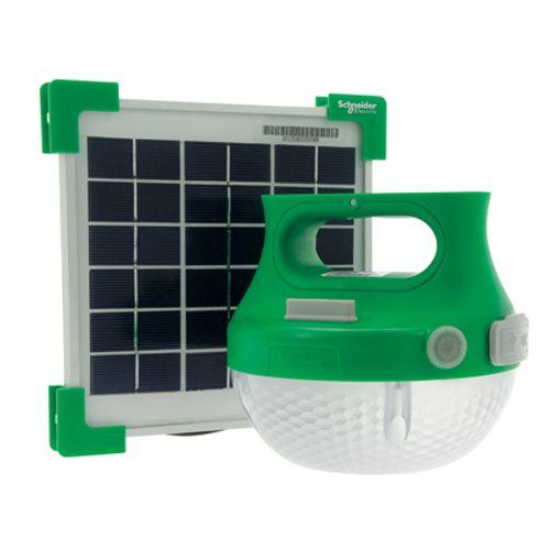 Lampe solaire  Schneider 'Hobby' LED