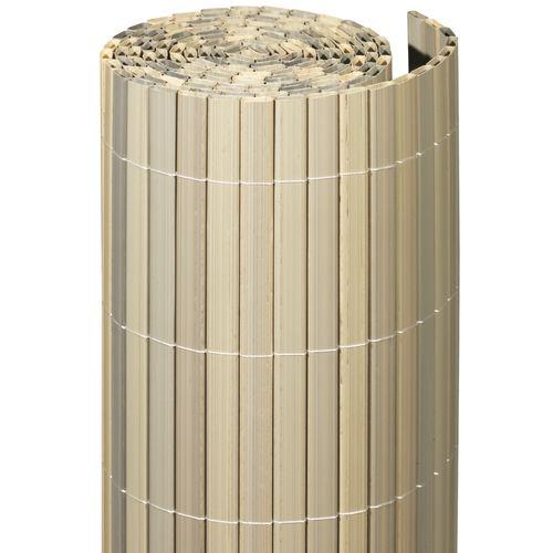 Videx balkonscherm Rugen grijs 180x300cm