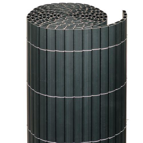 Videx balkonscherm Rugen antraciet 180x300cm