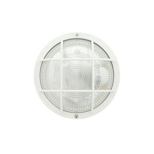 Profile wandlamp rond wit