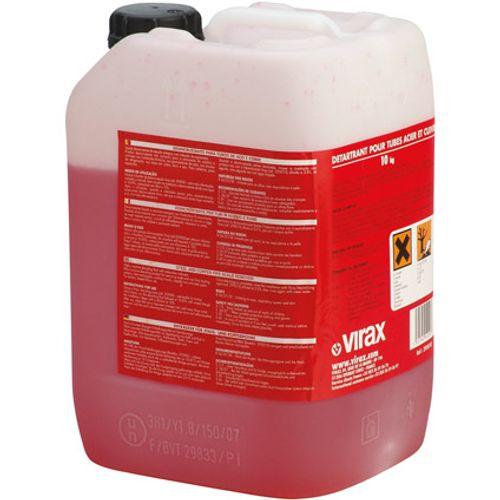 Virax ontkalker 10l. voor staal-/koper