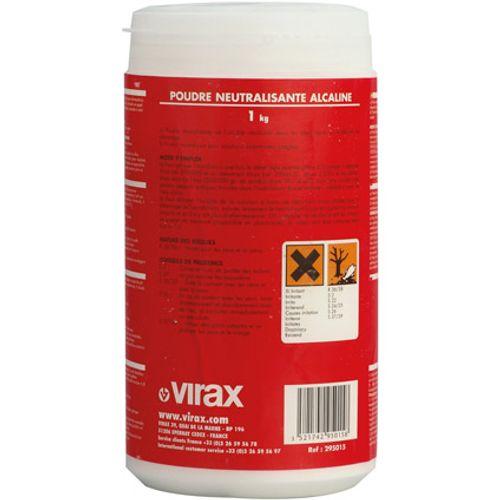 Virax neutraliseerder voor ontkalker 1 kg.