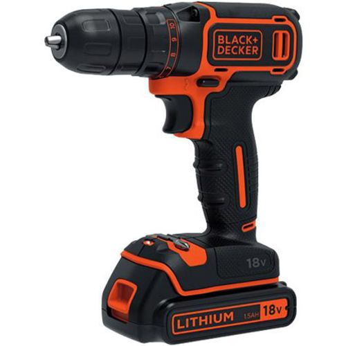 Black + Decker schroefboormachine 'BDCDD186KB' 18V