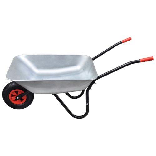 Kruiwagen 66 liter enkel wiel