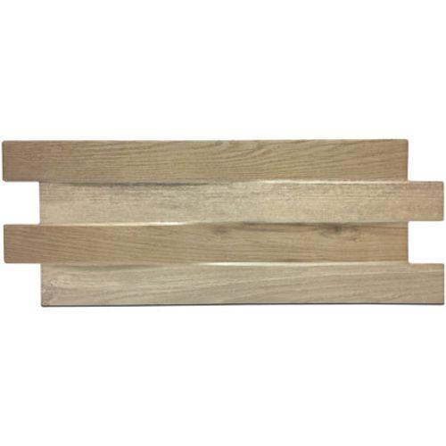 Klimex steenstrip 'UltraStrong Stonewood' eik 0,96 m² - 15 pcs