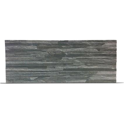 Briquette de parement Klimex 'UltraStrong Toscani' anthracite 1,08 m² - 16 pcs