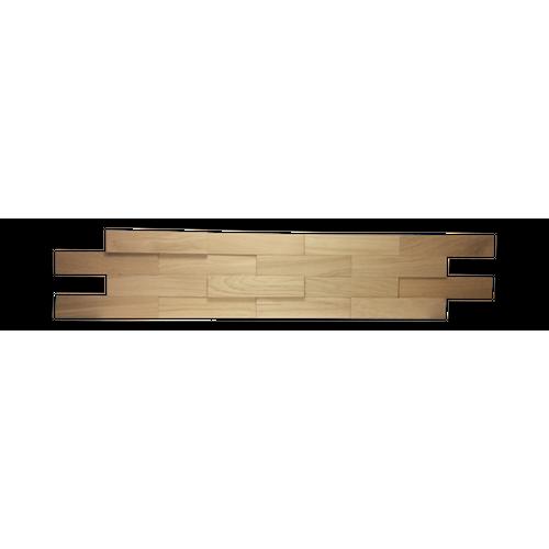 Plaquette de parement bois Klimex 'UltraWood Firenze' chène FSC 100% 1,4 m² - 9 pcs