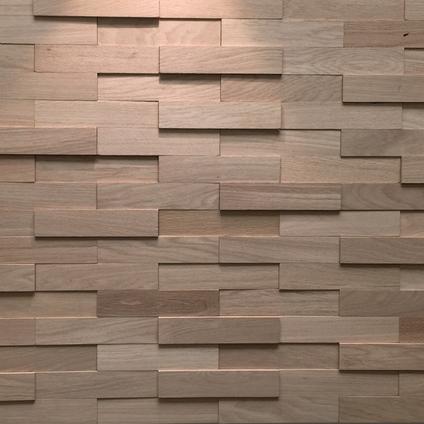 Klimex houtstrip 'UltraWood Firenze' eik FSC 100% 1,4 m² - 9 pcs