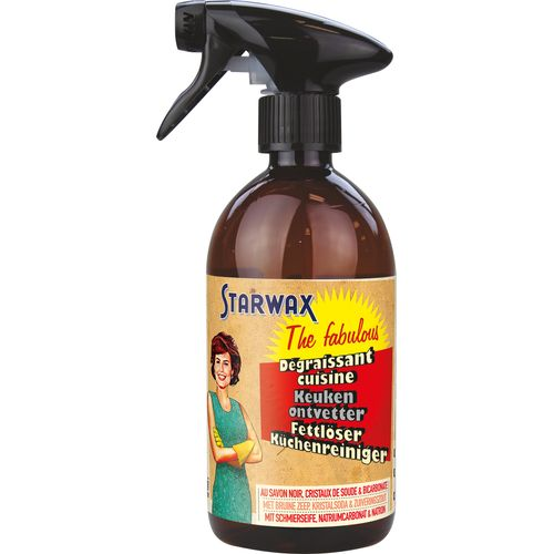 Starwax ontvetter 'The Fabulous' keuken 500 ml