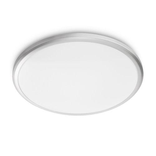 Philips plafondlamp 'Twirly' grijs 12W