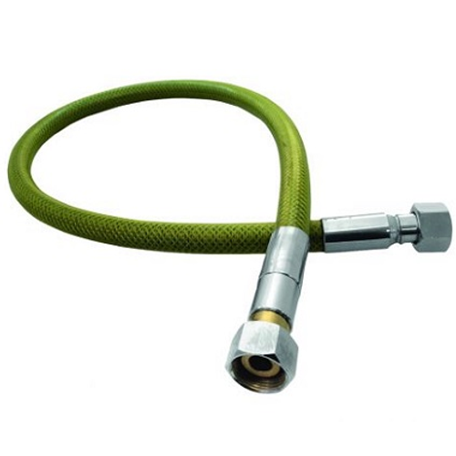 Bonfix RVS gasslang M24 flexibel 75cm