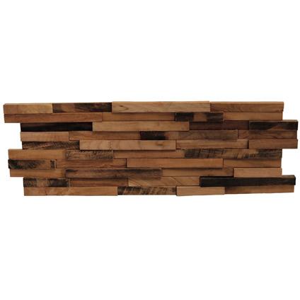 Decor houtstrip 'Design Wood Boho' 60 x 20 cm