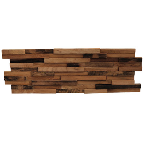 Decor houtstrip 'Design Wood Boho' 60 x 20 cm
