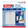 Tesa Powerstrips klevende spijker 77763 - 2 x 3 kg