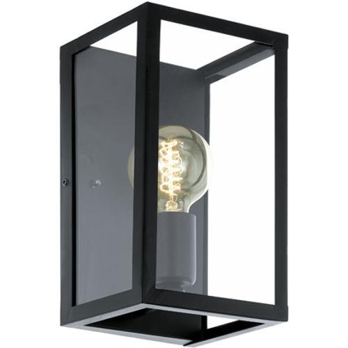 EGLO wandlamp Charterhouse zwart 60W