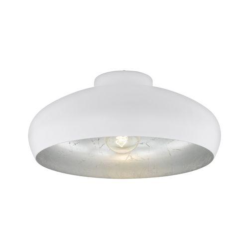 EGLO plafondlamp Mogano wit E27