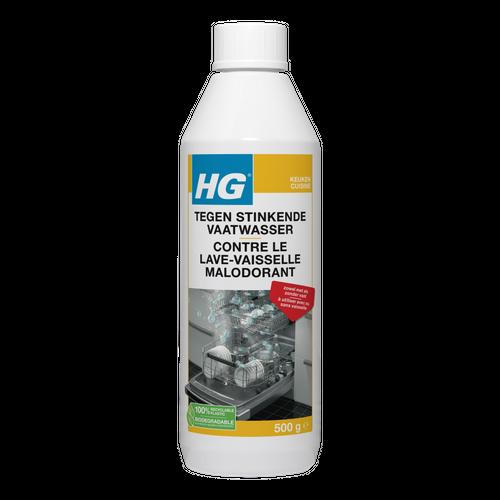 Produit pour lave-vaisselle malodorant HG 500 gr