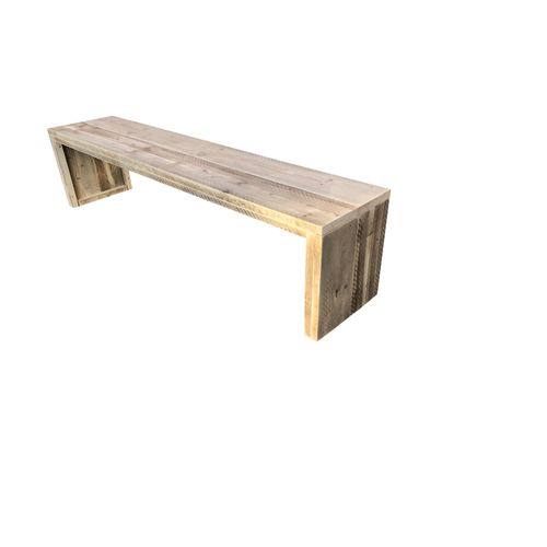 Wood4You tuinbank steigerhout 200cm