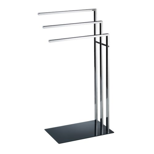 Porte-serviette Allibert Verry 3 barres chrome brillant