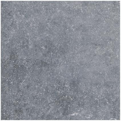 Coeck tegel 'Pietra' antraciet 60 x 60 cm - 2 stuks