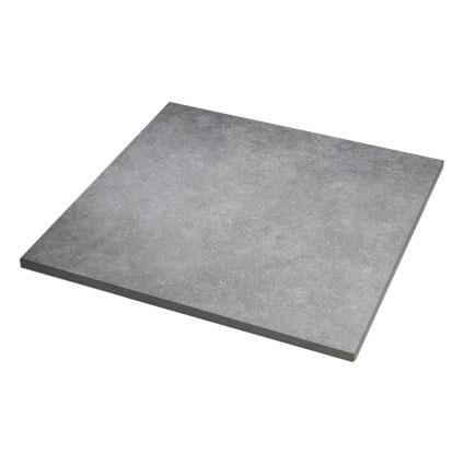 Coeck tegel 'Pietra' grijs 60 x 60 cm - 2 stuks