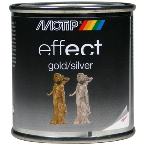 MoTip lak 'Black Line' zilver effect hoogglans 100ml