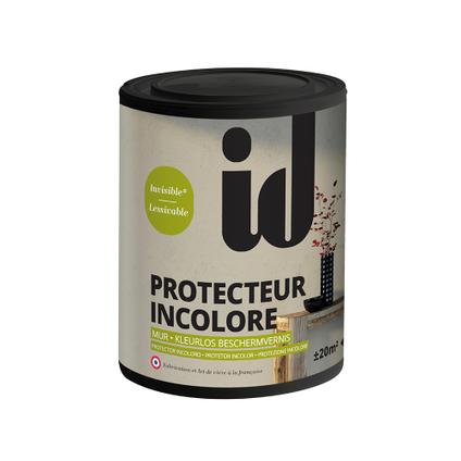 Protecteur mur ID Incolore 1L