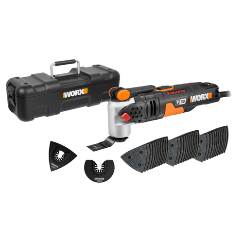 Worx multitool WX681 450W incl. accessoires
