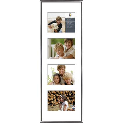 Intertrading fotolijst  zilver 25 x 71 cm