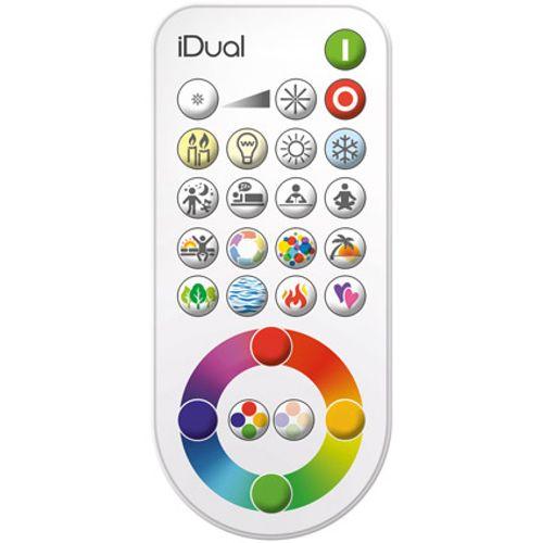iDual afstandsbediening