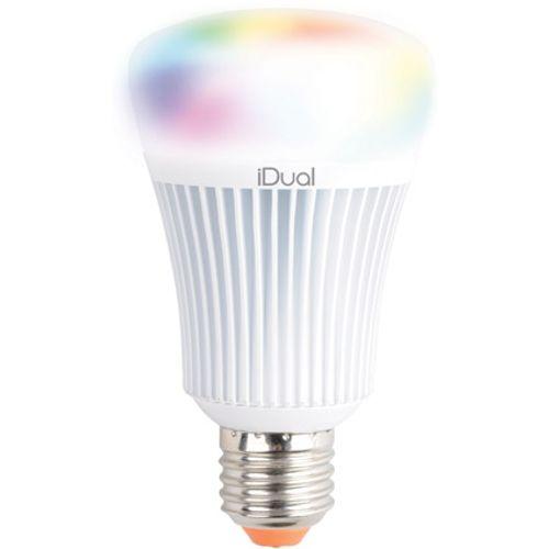 Ampoule E27 Jedi 'iDual' sans télécommande 11W