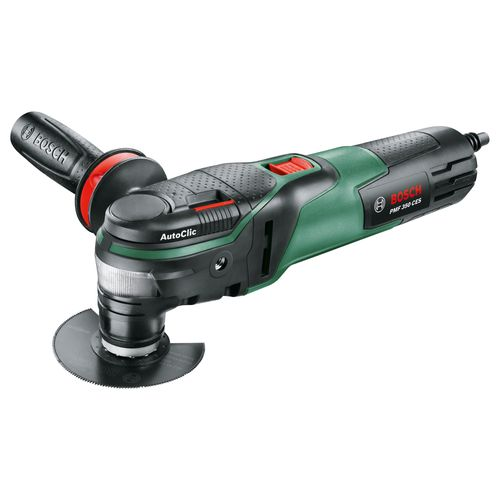 Bosch multitool PMF350CES incl. accessoires