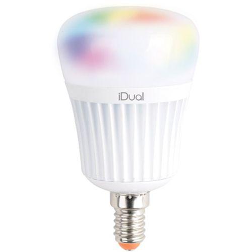Ampoule E14 Jedi 'iDual' sans télécommande 7W