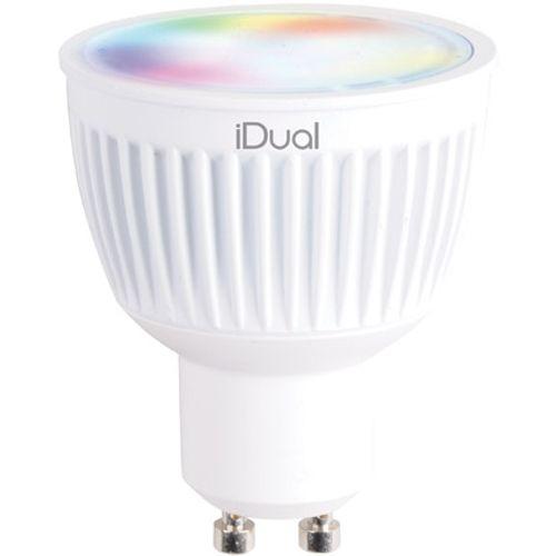 Ampoule GU10 Jedi 'iDual' sans télécommande 7W