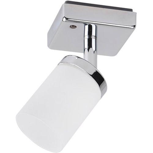 Jedi spotlamp 'iDual Citrine' chroom met afstandsbediening 6,4W