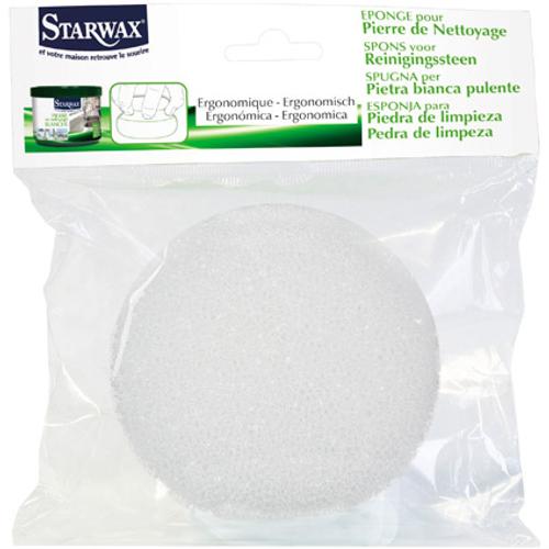 Eponge Starwax spéciale pierre de nettoyage