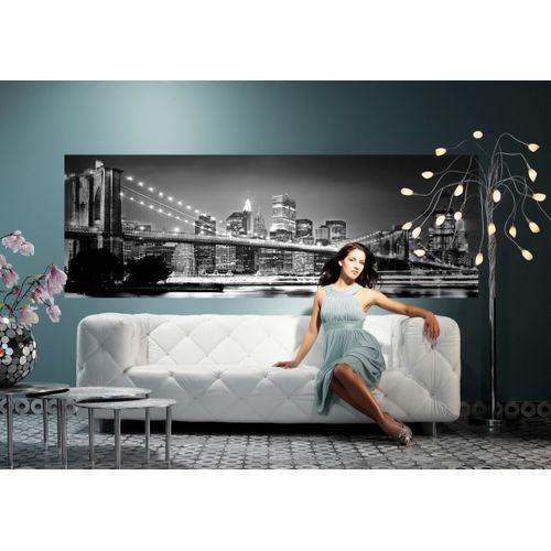 Photo murale Komar Brooklyn bridge